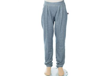Pantalon Lotus sweater denim look