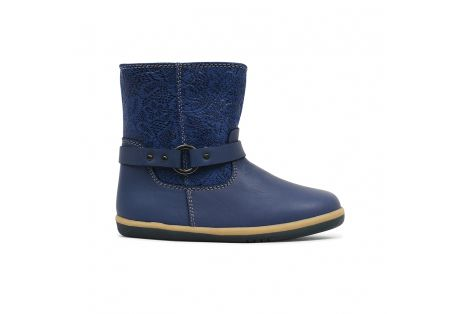 I walk Strap Boot Dutch blue