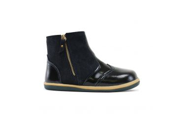 Kid Plus Shimmer Boot marine