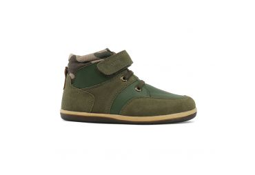 Kid Plus Bobux Boys Boot vert