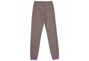Leggins en laine Very grape