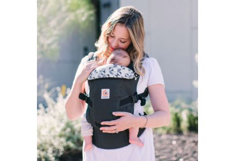 Ergobaby Adapt Graphic Grey