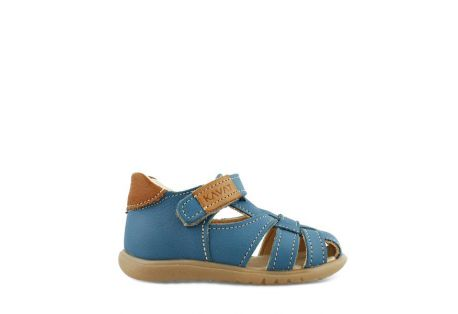 Sandales cuir eco Rullsand Ocean