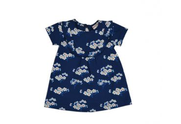Baby dress Julia blue