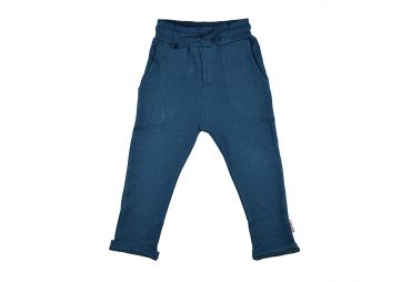 Pantalon sweat bleu Baba Babywear