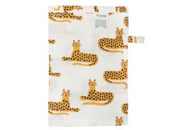 3 gants de toilette tetra Cheetah