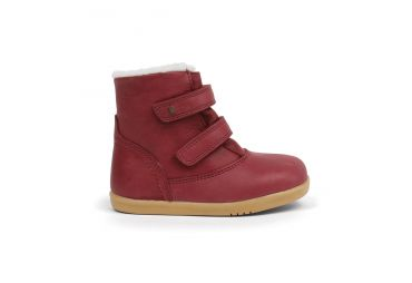 BOBUX iwalk aspen boot dark red