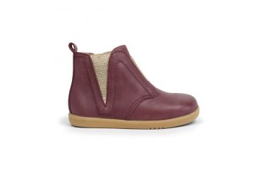 BOBUX iwalk signet boot plum