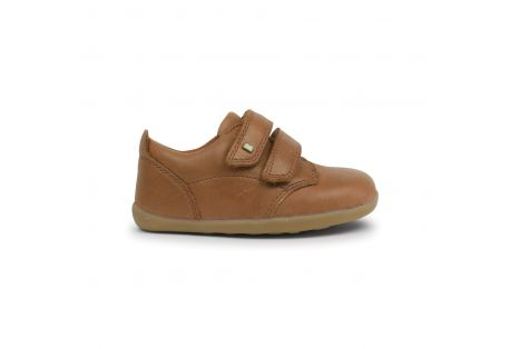BOBUX step up port shoe caramel