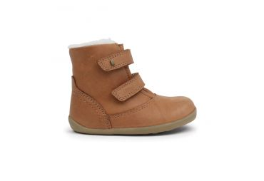 BOBUX step up winter boot caramel