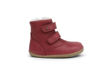 BOBUX step up winter boot dark red