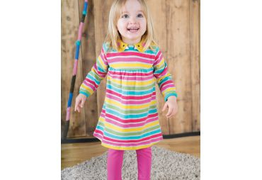FRUGI collant rose