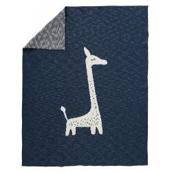 FRESK couverture 80/100 girafe