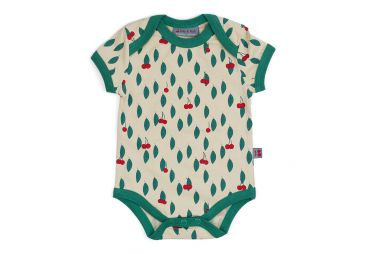 FROY DIND E19 body manche court cerise