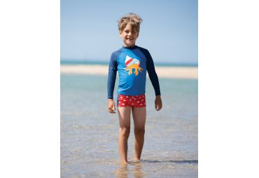 FRUGI E19 t-shirt anti uv bernard