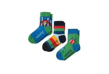 FRUGI E19 chaussettes multipack tracteur