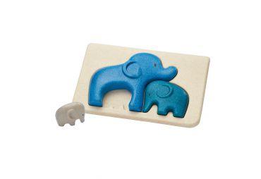 PLAN TOYS puzzle elephant 4635