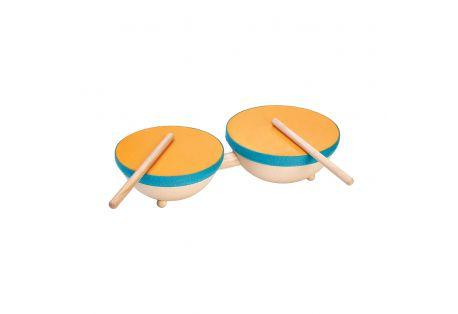 PLAN TOYS double tambour 6425