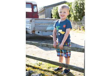 FRUGI E19 short scilly check