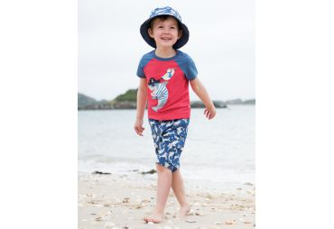 FRUGI E19 short shark school