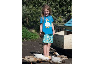 FRUGI E19 short daffodil days