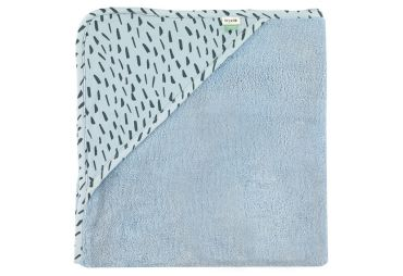 TRIXIE cape de bain xl blue meadow