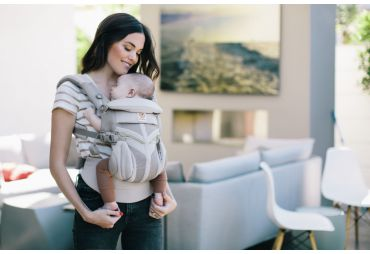 ERGOBABY Omni 360 Cool air Pearl grey