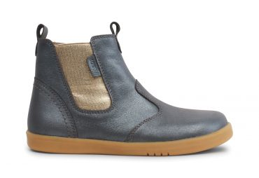 BOBUX Kid Jodhpur Boot charcoal
