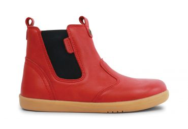 BOBUX Kid Jodhpur Boot red