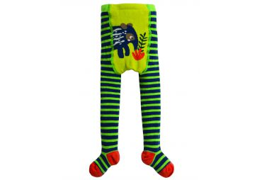 FRUGI H19 collants meadow stripe tapir