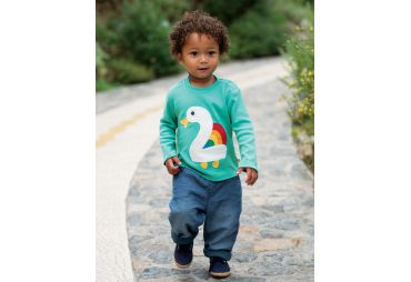 FRUGI H19 t-shirt magic number duck