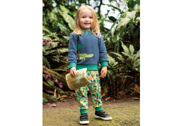 FRUGI H19 pull space blue croc