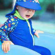 Le soleil et bébé: les vêtements anti UV